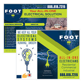 Brochures for Electricians