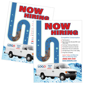 Flyers for Plumbers