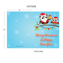Load image into Gallery viewer, contractor christmas thank you cards