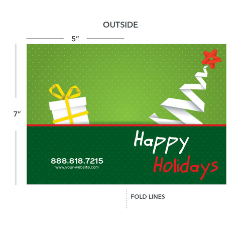 holiday greeting cards for hvac