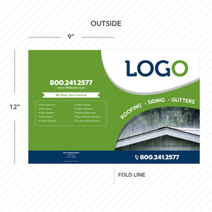 presentation folder for roofers