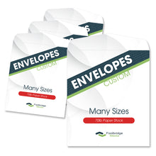 Load image into Gallery viewer, 9x12 envelope custom design print