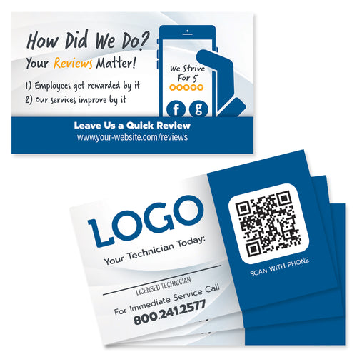 Review Business Card