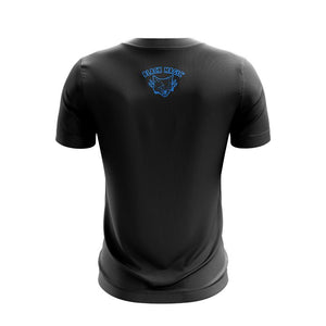 Black Magic Supply Go BZRK Limited Edition T-Shirt (Blue)