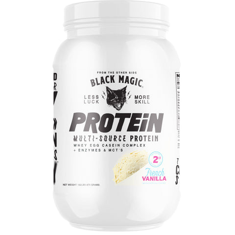 Image of Black Magic Supply Handcrafted Multi-Source Protein 2lb