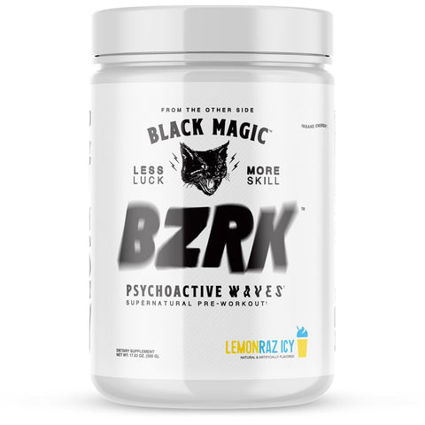 Image of BZRK High Potency Pre-Workout