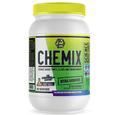 CHEMIX INTRA-WORKOUT- (FORMULATED BY THE GUERRILLA CHEMIST)