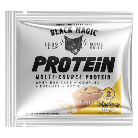 Black Magic Supply Multi-Source Protein- Sample (1 Serving)