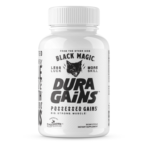 BLACK MAGIC SUPPLY- DURA GAINS ANABOLIC ACTIVATOR