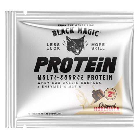 Black Magic Supply Multi-Source Protein Samples (1 Each Flavor)