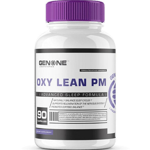 Image of OXY LEAN PM PREMIUM SLEEP FORMULA
