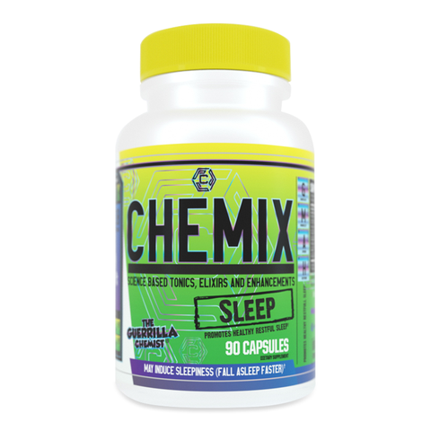 Image of CHEMIX- SLEEP (FORMULATED BY THE GUERRILLA CHEMIST)