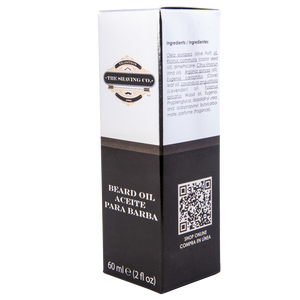 beard oil, The Shaving Co., The Shaving Co. Original Beard Oil 2oz/60ml - The Shaving Co USA