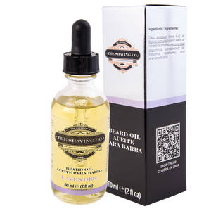 beard oil, The Shaving Co., The Shaving Co. Lavender Beard Oil 2oz/60ml - The Shaving Co USA