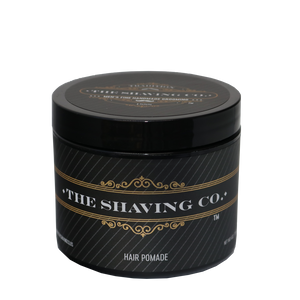 hair pomade, The Shaving Co., The Shaving Co. Super Hold Hair Pomade 4oz/113.4gr - The Shaving Co USA