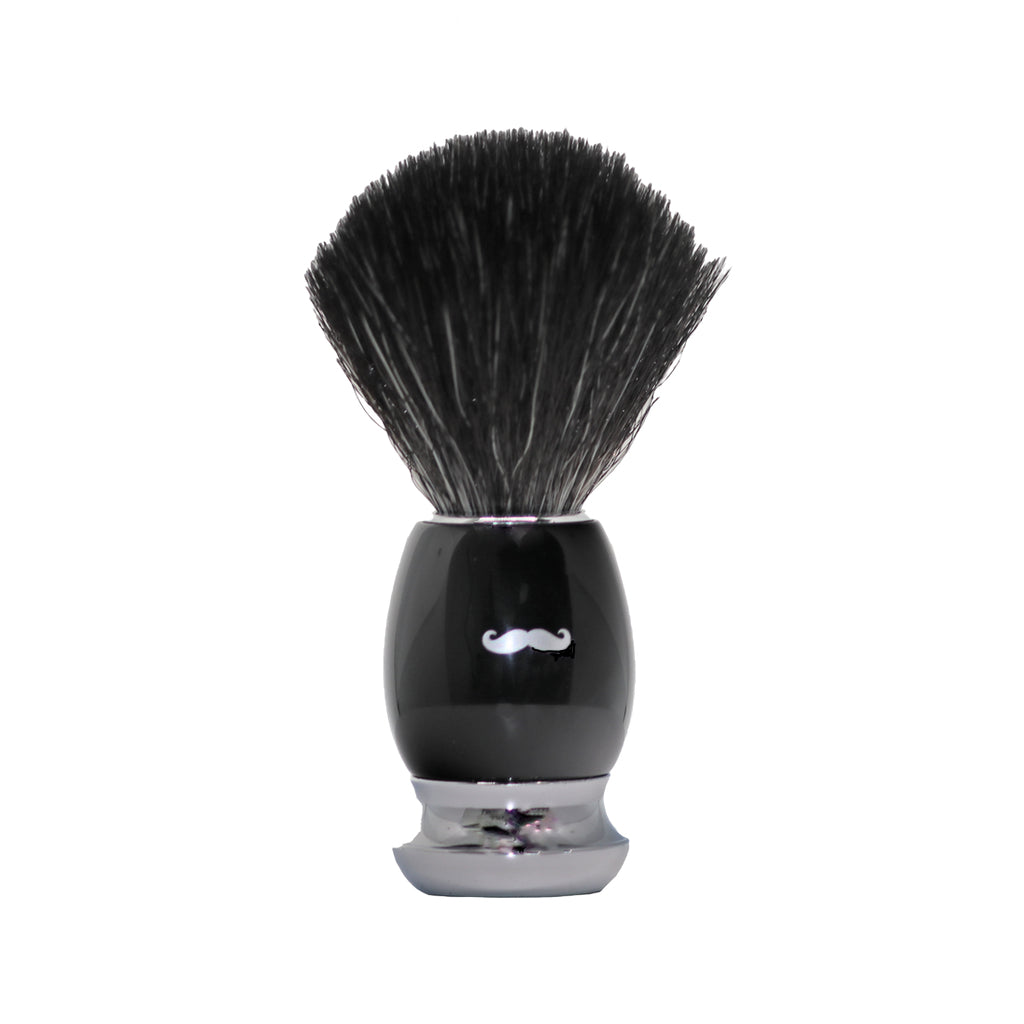 Classic Shaving Brush- Silvertip Fibre-Black 21mm