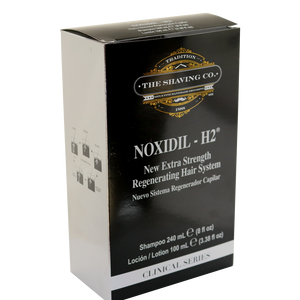 noxidil, The Shaving Co., The Shaving Co. Noxidil-H2® Hair Regenerating System - The Shaving Co USA