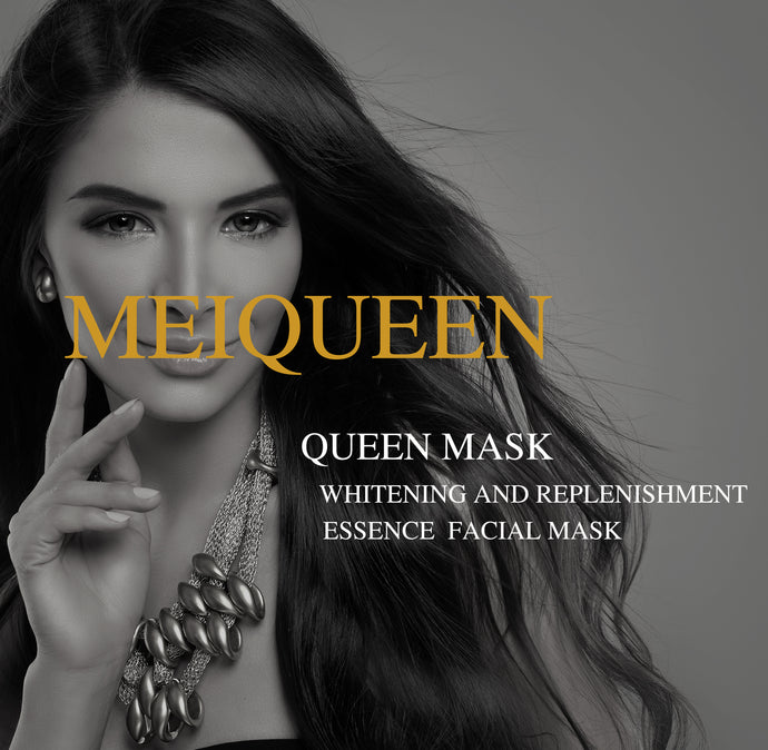MEIQUEEN  QUEEN MASK