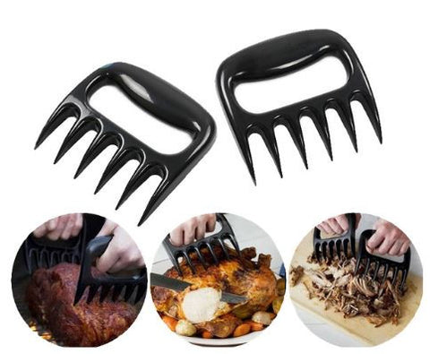 Barbecue Bear Meat Claws