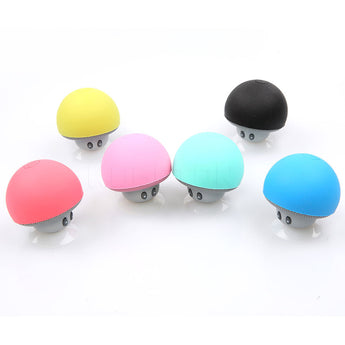 CleanBeats™ Mushroom: Mini Wireless Bluetooth Speaker