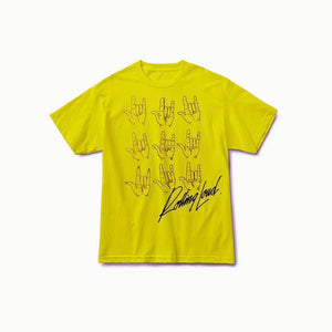 2018 SF Hyphy Hands Tee