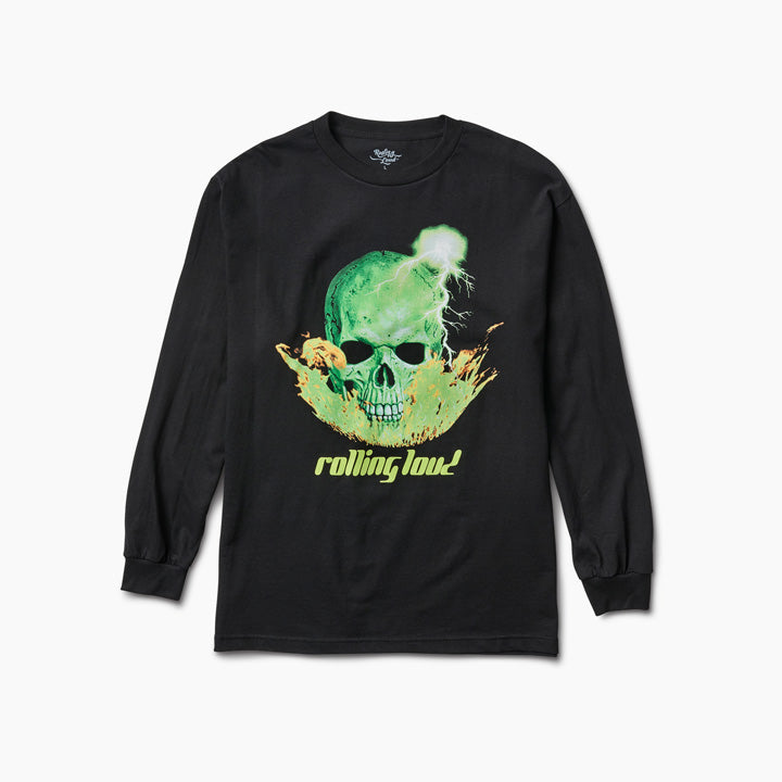 SF - The Skull L/S Tee