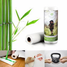 WHOLEROLL Reusable Bamboo Paper Towel Multipurpose and Strong