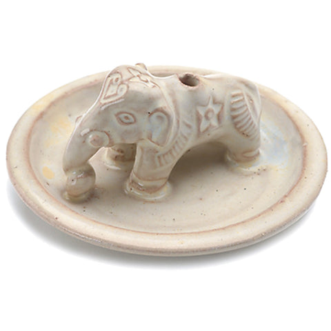 Incense Burner Elephant - Tibet Collection - Native Grace Fair Trade