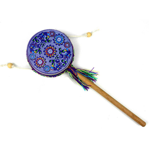 Damasas Spinner - Music Design - Jamtown World Instruments - Native Grace Fair Trade