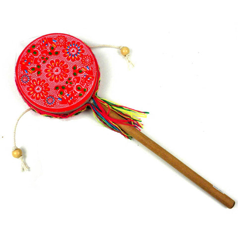 Damasas Spinner - Love Design - Jamtown World Instruments - Native Grace Fair Trade