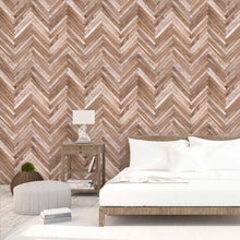 Chevron Wood