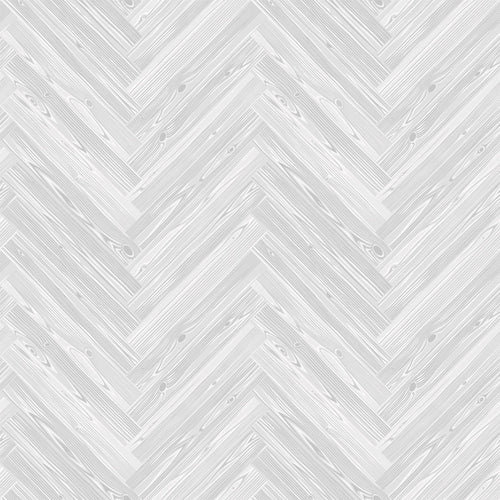 Gray Chevron Wood