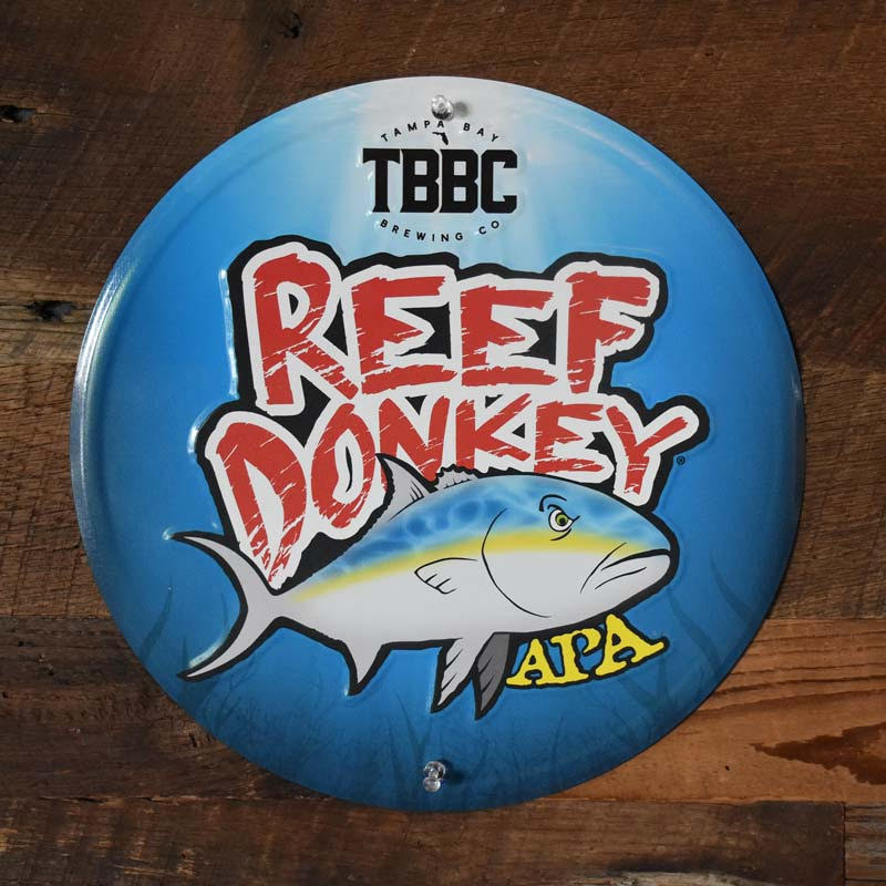 Reef Donkey Tacker