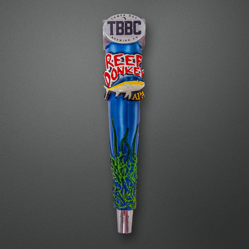 Reef Donkey Tap Handle
