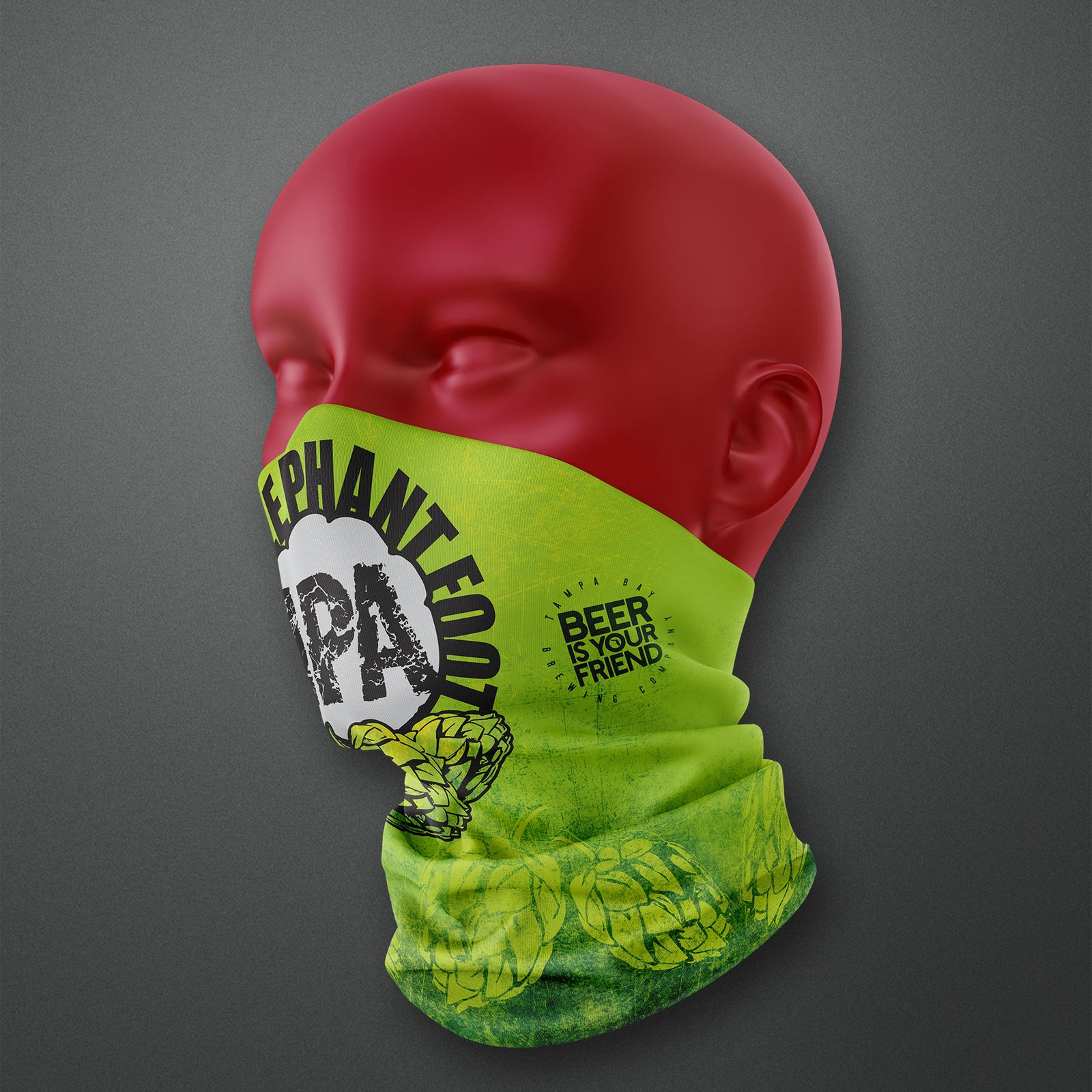 TBBC Neck Gaiter/ Face Shield