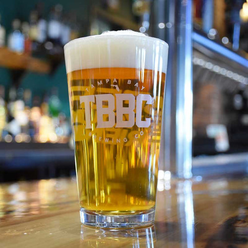 TBBC Pint Glass NEW