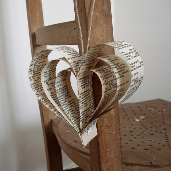 Wedding Decorations, Beige, Upcyled Wedding, Books, Unique Decor, Pew