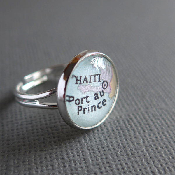 Custom Ring, Silver Plated, Personalised Jewellery, Engagement, Bridesmaids Gift