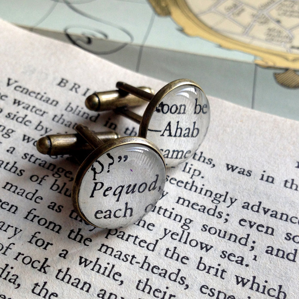 Order a custom item made from your favourite book