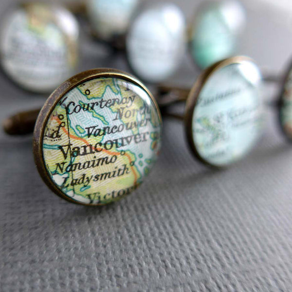 Custom Groom or Groomsmen Cufflinks