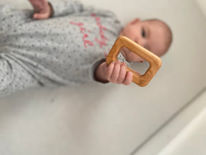 Rectangle Teether