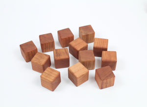 12 Cherry Blocks