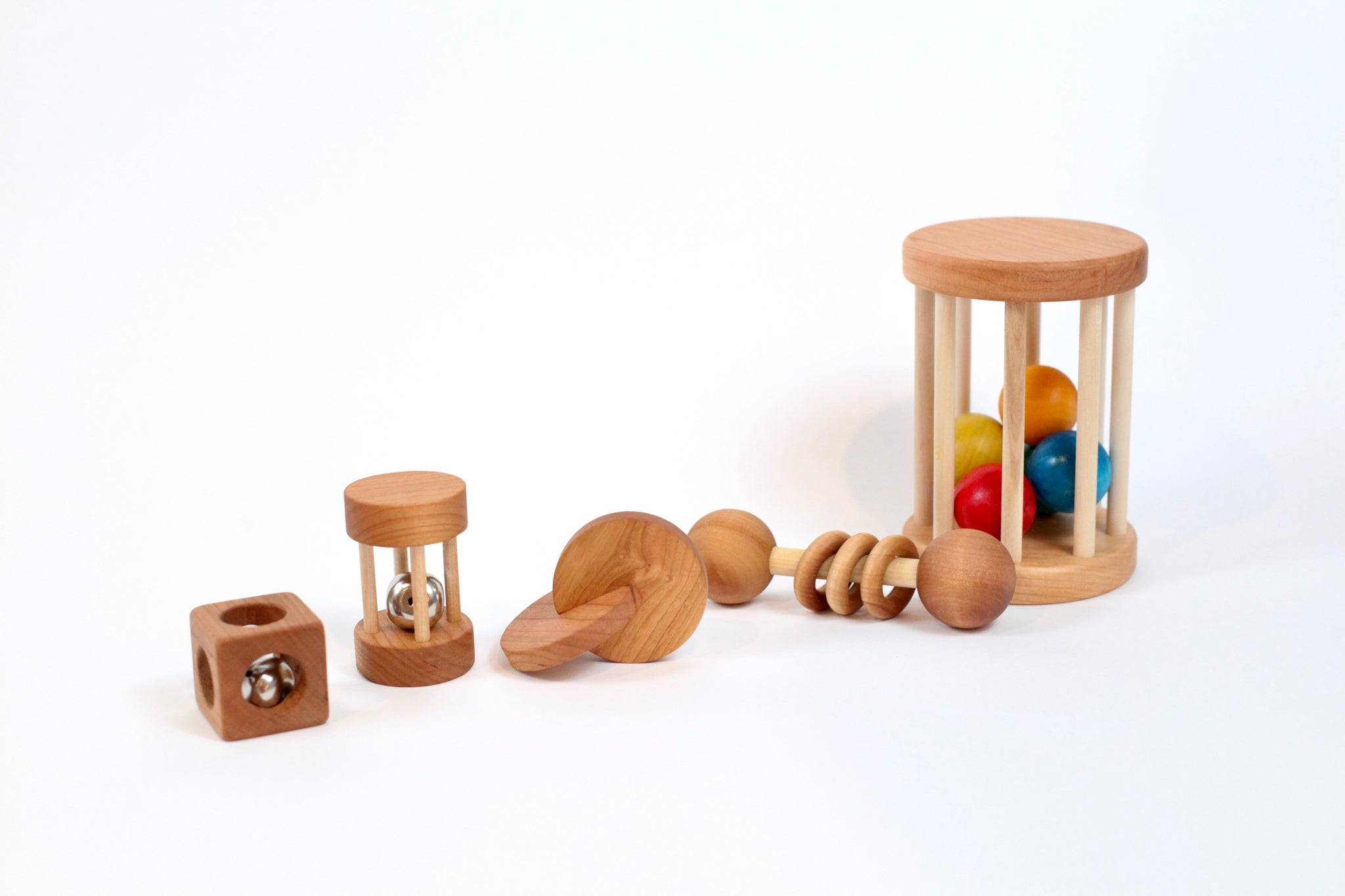 PRE-ORDER NOW FOR MID-JAN DELIVERY---Montessori 4-8 Month Collection