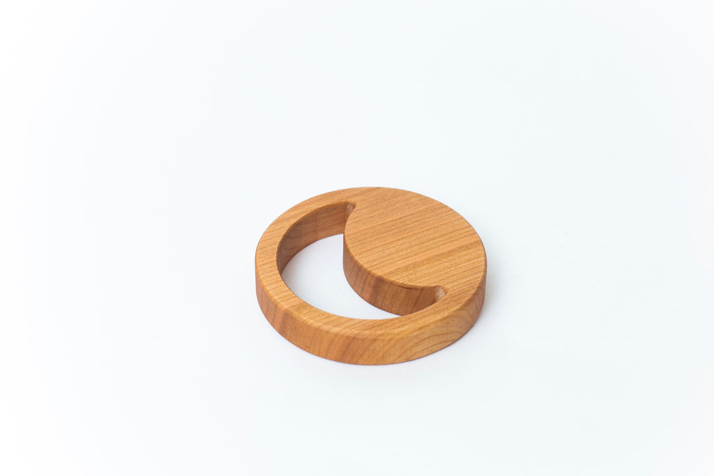 Crescent Moon Rattle