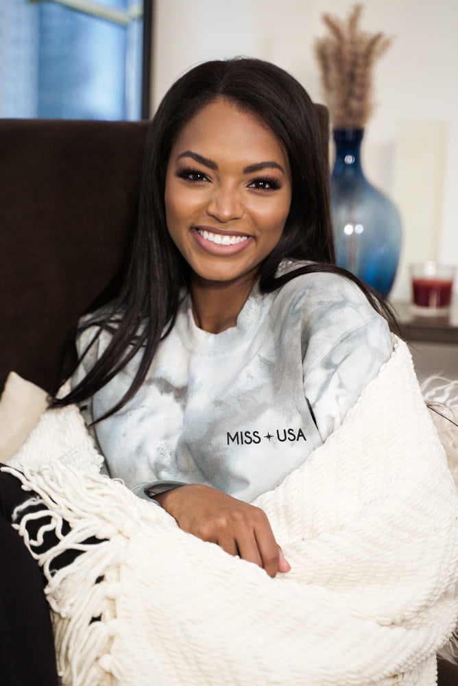 Denimrush x Miss USA Sweatshirt