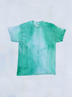 Denimrush Blue Teal Tie Dye Shirt