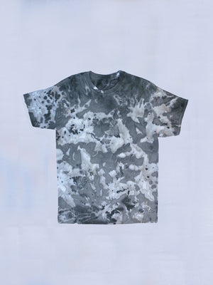 Load image into Gallery viewer, Denimrush Grey Tie Dye T-Shirt