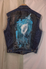 The Pluto Denim Vest