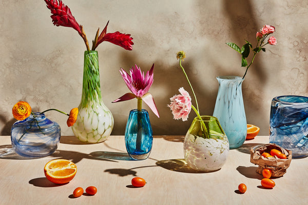 The Four Best Flower Vases to Display Every Type of Bouquet