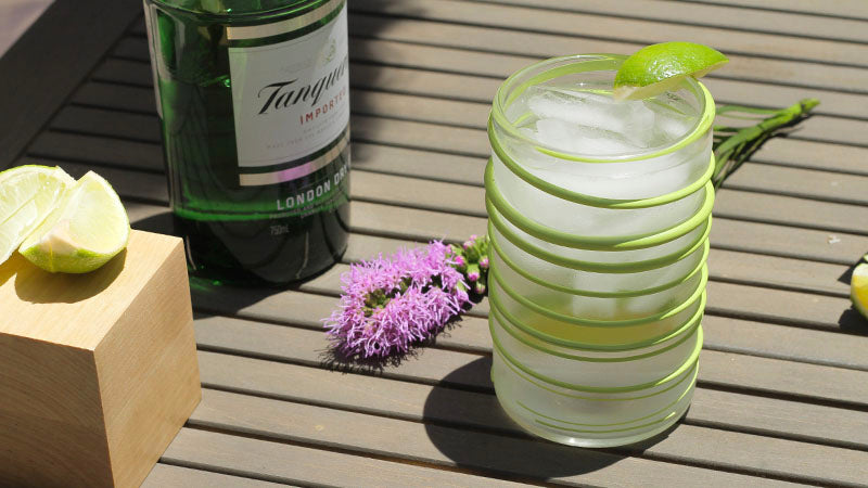 basic recipes gin and tonic